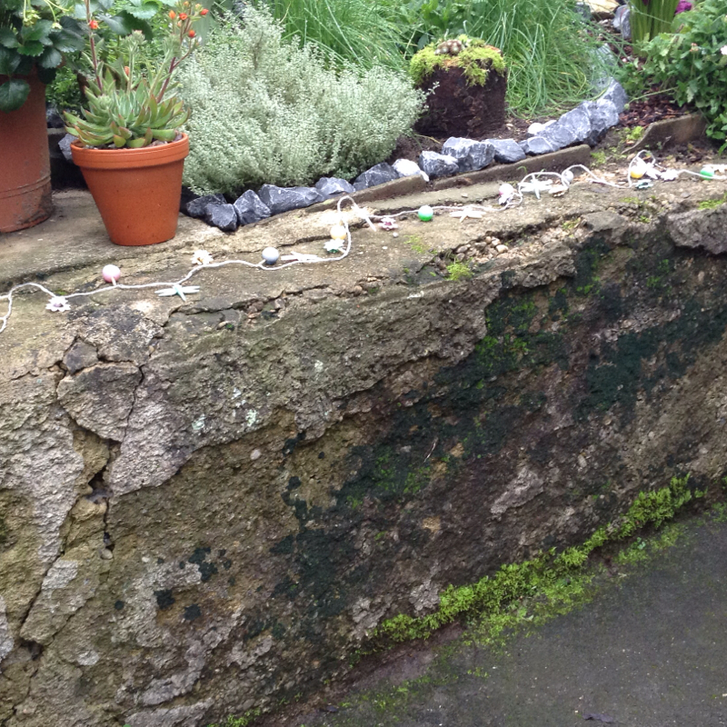 alte steinmauer im garten brandenburg silbergneis gartenmauer mauer steine naturstein berlin. Black Bedroom Furniture Sets. Home Design Ideas