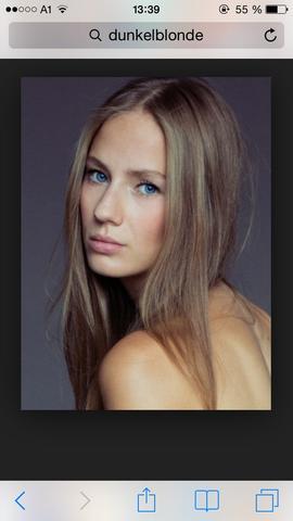 Diese farbe will ich gerne - (Haarfarbe, blond)
