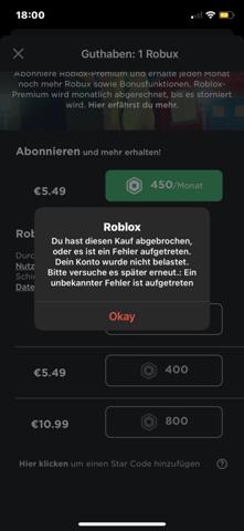 Wie kann ich wieder Robux in Roblox kaufen?