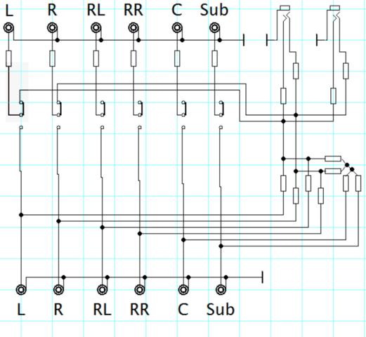 Scchaltplan - (Elektronik, HiFi, Musikanlage)