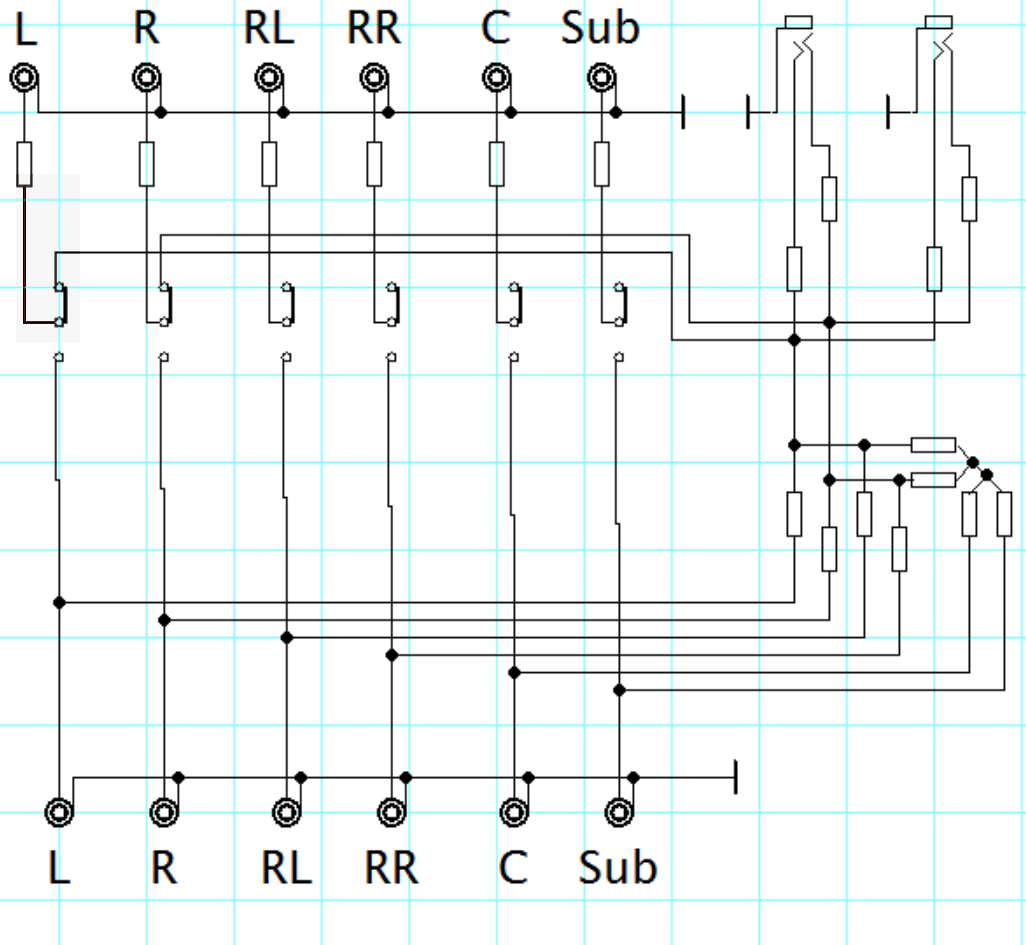 Wie kann man 2 Audiogeräte gleichzeitig betreiben? (Elektronik, HiFi ...