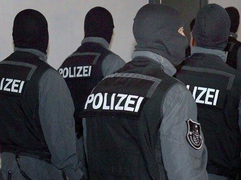 Sondereinsatzkommando - (Film, Polizei, kleben)