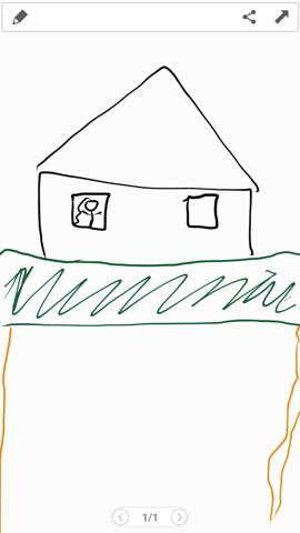 Wie kann man auf meinem Grundstück clever den Sichtschutz verbessern (Bild)?