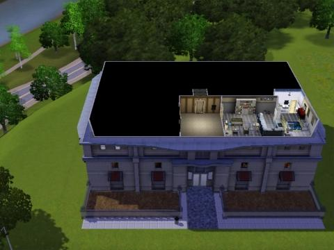 - (Sims 3, bauen, WG)