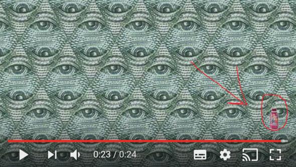 Unten rechts beim Video sein Symbol als Beispiel, wie geht das?  - (Youtube, Symbol)