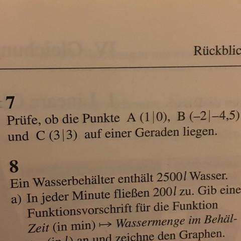 Die aufgabe 7 - (Schule, Mathe)