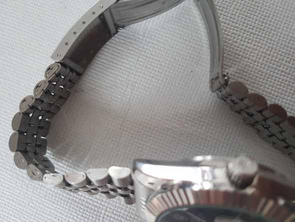 Wie kann man das Uhrenarmband kürzen? (Armband, Rolex)