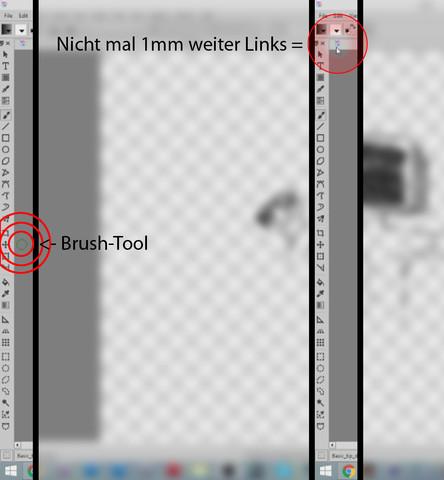 Das im Text genannte Bild - (Maus, Tool, Grafiktablett)