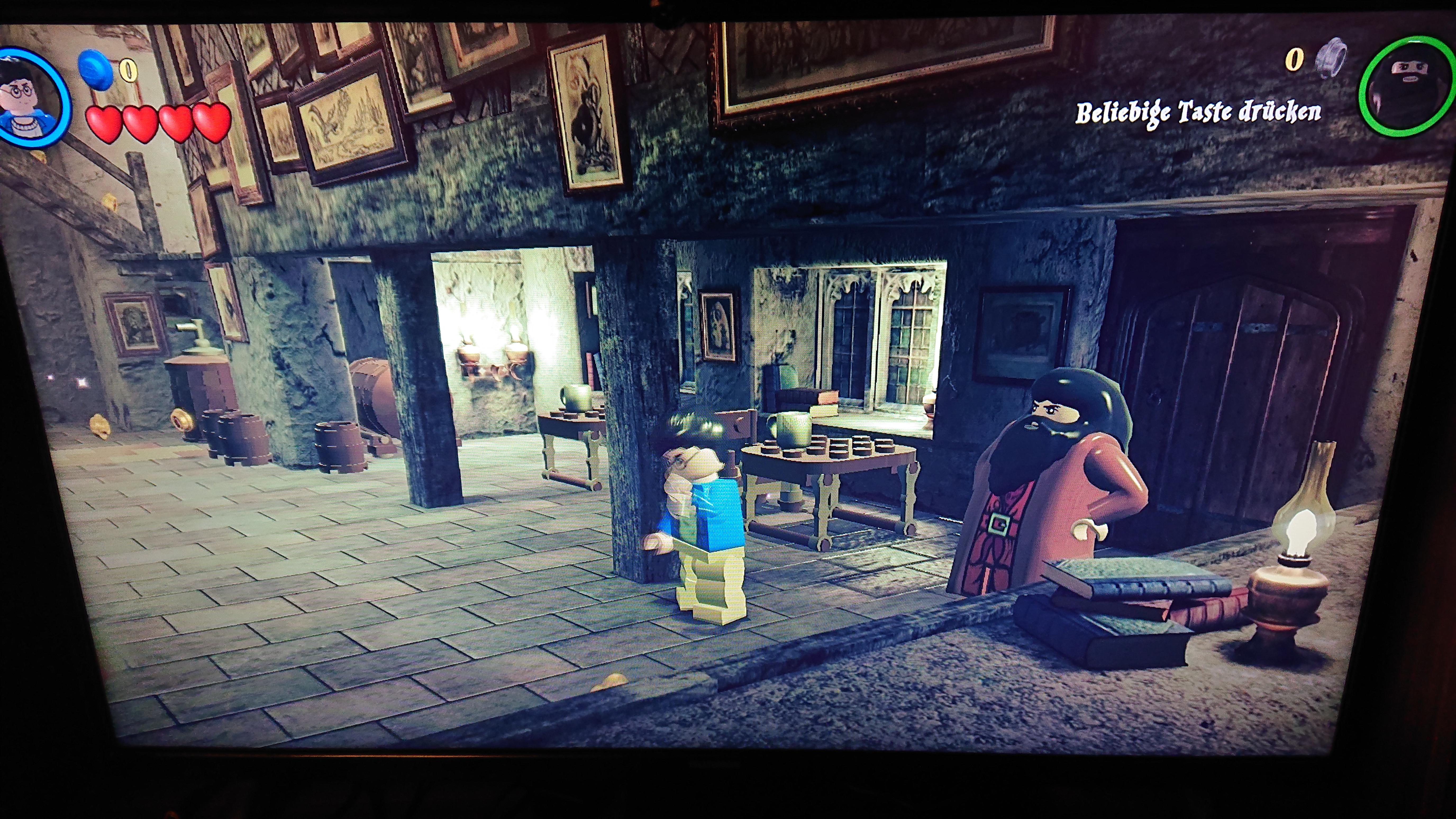 Wie Kann Man Den Multiplayer Modus Im Spiel Harry Potter Auf Der Nintendo Switch Aktivieren Computer Technik Spiele Und Gaming