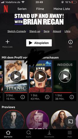 Wie Kann Man Des Zuletzt Gesehene Löschen Auf Netflix Computer
