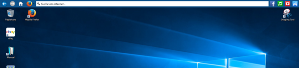 Firefox Suchleiste - (PC, Firefox, Desktop)
