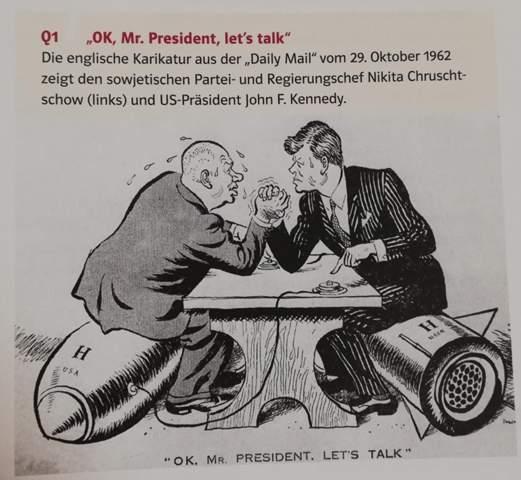 - (Geschichte, Karikatur, Kalter Krieg)