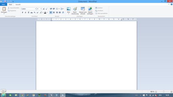 Wie Kann Man Die Seitenzahl Bei Wordpad Austellen Pc Word