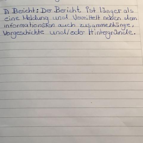 Wie Kann Man Diesen Text In Eigene Worte Fassen Deutsch