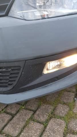 Wie kann man dieses Licht ausschalten vom Polo?