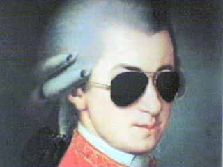 Mozart, der Komponist - (Musik, Liebe, Leben)