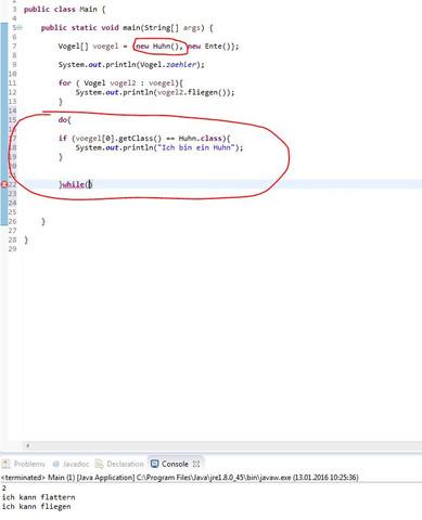 Wie kann man einen Java Array automatisch hochzählen lassen?