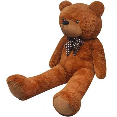 Wie kann man einen riesen Bär zu einem Kostüm umfunktionieren?