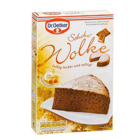 Wie Kann Man Einen Wolke Kuchen Von Dr Oetker Verzieren Backen Deko