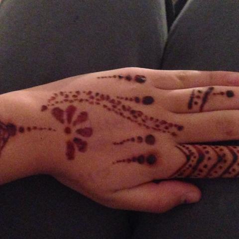 Henna tattoo - (Weg, Henna, Machen)