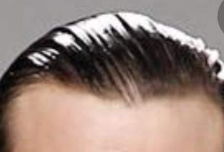 Wie kann man solche Lücken in den Haaren vermeiden wenn man Gel benutzt?