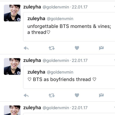Thread - (Twitter, K-Pop)