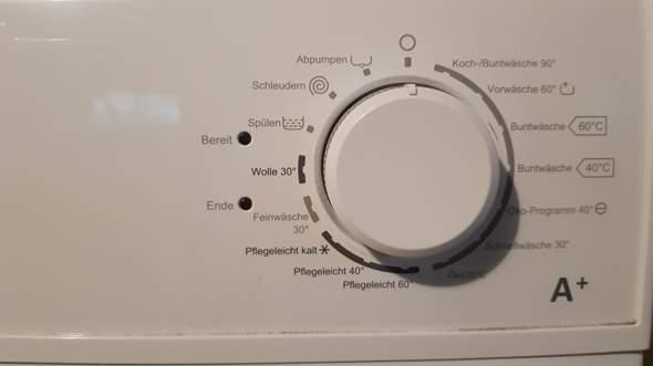 Wie kann man sparsam wäsche waschen?