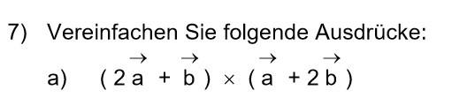 Aufgabe - (Mathematik, Geometrie, vektoren)
