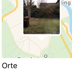 Den Orte Album Deaktivieren  - (iPhone, löschen, Album)