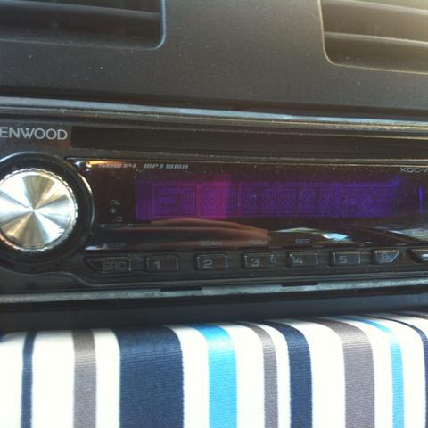 Hier das Radio - (Technik, Auto, Einstellungen)