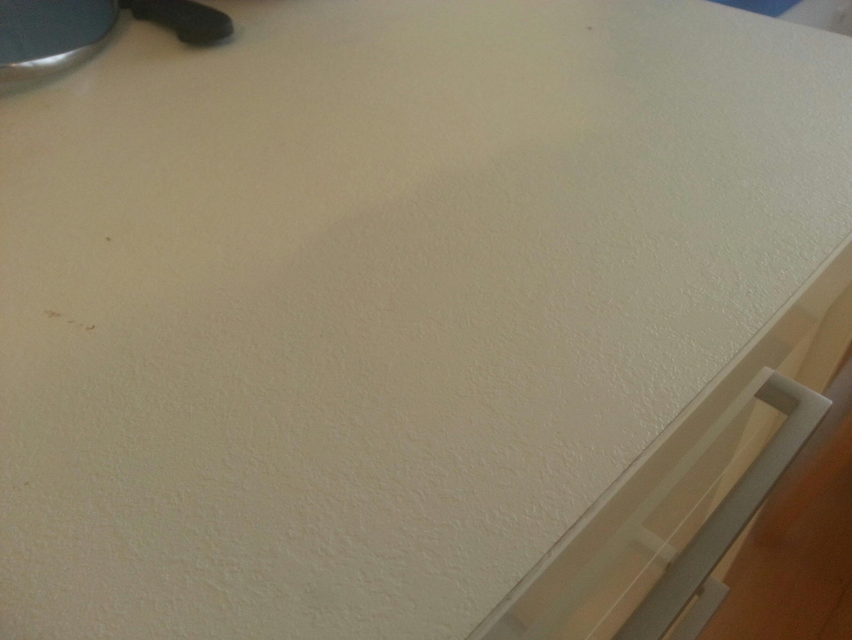 """Wie können wir neue Küchenarbeitsplatte """"pimpen"""" dh Look ändern ..."""
