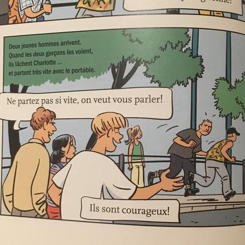 wie knnte man dieses bild beschreiben auf franzsisch schule freizeit muendlich - Bildbeschreibung Franzsisch Beispiel