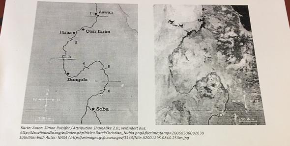Nil - (Menschen, Chemie, Geographie)