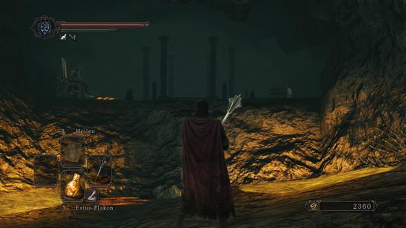 Der Ort - (Videospiele, dark souls 2)