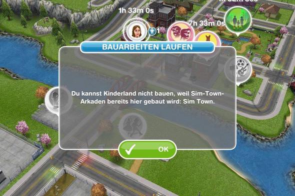 Fehler - (Baby, Sims Freeplay)
