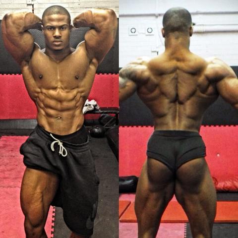 Simeon Panda (Profi Bodybuilder nicht natural) - (Bodybuilding, Kraftsport)