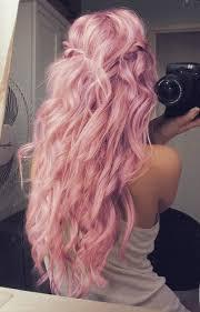Wie Kommen Rosa Haare An Mädchen Junge Meinung