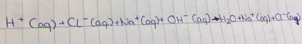 Wie kommt man auf diese Reaktionsgleichung?