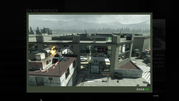 Hier sieht man dass es möglich ist, nur leider nicht wie - (Modern Warfare 3, Glitch, Terminal)
