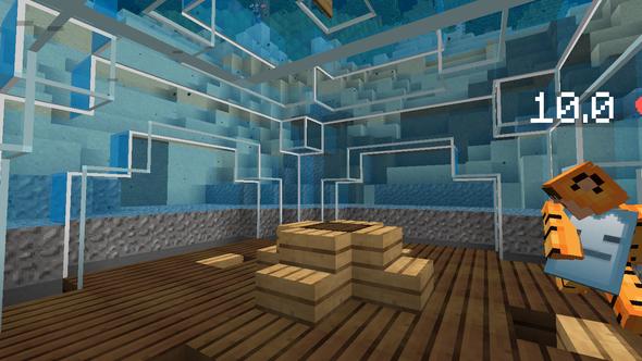 Wie Kommt Man Da Raus Ohne Gamemode Und MinecraftServer Glas - Minecraft spieler zu mir teleportieren