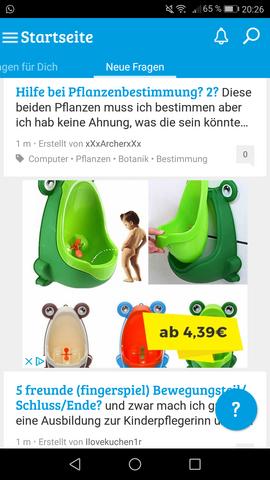 - (gutefrage.net, Werbung)