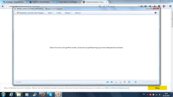 Fehlermeldung - (Bilder, Windows 7, Festplatte)