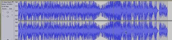 Bild 1 - (audio, Audacity)