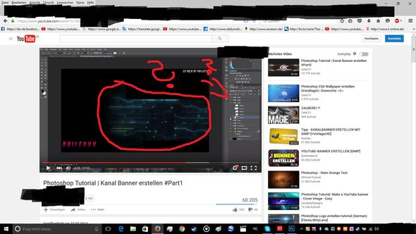 youtube kanal banner bild - (Youtube, Bilder, Effekte)