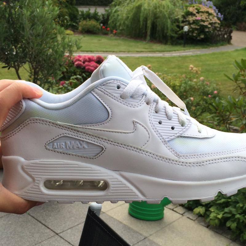 Nike Air Max Gelbe Sohle