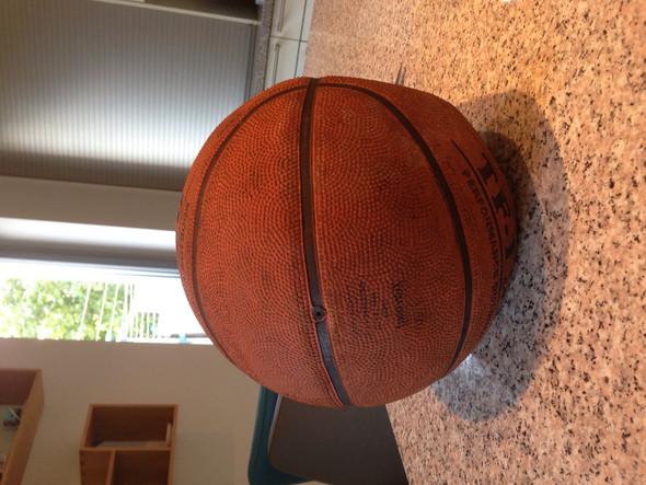 Wie kriege ich die Spitze aus meinem Ball?