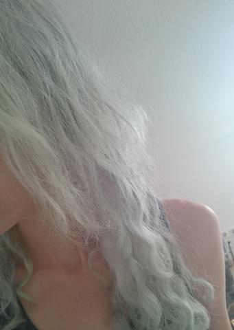 Deckhaar: Grünstich - (Haare, Farbe, Haarfarbe)