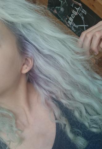Ungleichmäßig - (Haare, Farbe, Haarfarbe)