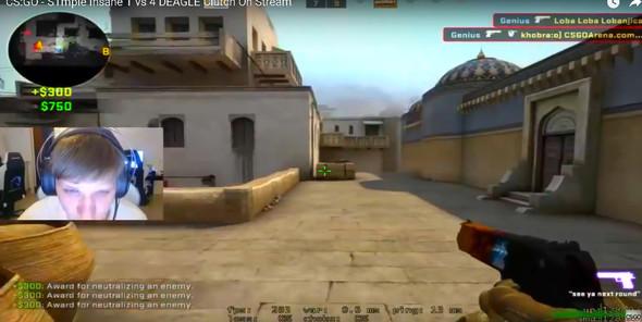 s1mple dust 2 - (Videospiele, Counter-Strike)