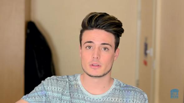 Wie Kriege Ich Glatte Haare Locker Mit Volumen Nach Hinten Gestylt